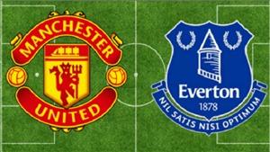 Xem trực tiếp M.U vs Everton (23h00, 28/10) ở đâu?