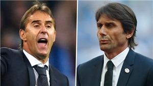 NÓNG: Real sa thải Lopetegui vào hôm nay. Conte sẽ làm HLV mới
