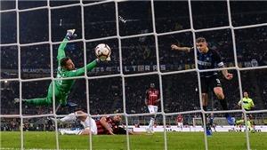 Video Inter Milan 1-0 AC Milan: Icardi trừng phạt Donnarumma vào phút cuối