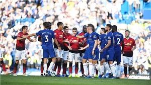 Chelsea 2-2 MU: CĐV M.U tiếc hùi hụi vì Quỷ đỏ đánh rơi chiến thắng ở phút cuối