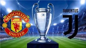 Xem trực tiếp trận M.U vs Juventus (02h00, 24/10) ở đâu?