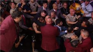 Hỗn chiến ở UFC, 3 người bị tống vào tù vì tấn công McGregor
