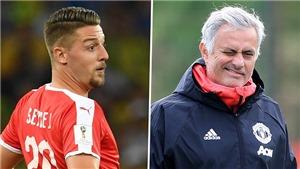 Nhờ quan hệ của Mourinho, M.U có nhiều cơ hội mua Milinkovic-Savic với giá kỷ lục