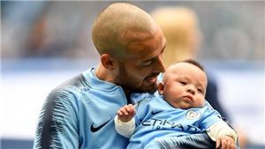 David Silva: 'Man City giờ ở cửa trên so với M.U'