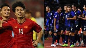 Nhận định, soi kèo và trực tiếp Việt Nam vs Campuchia, Malaysia vs Myanmar (19h30, 24/11)