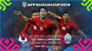Soi kèo và dự đoán bóng đá Việt Nam vs Campuchia (19h30, 24/11). VTV6, VTC3 trực tiếp