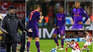 VIDEO Crvena Zvezda 2-0 Liverpool: Đương kim á quân nguy cơ lớn bị loại