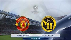 Link xem trực tiếp M.U vs Young Boys (03h00, 28/11)