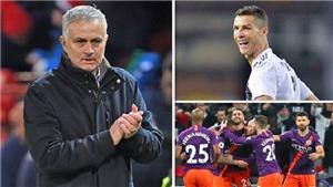 Ronaldo và Man City có thể buộc Mourinho quay trở lại Real Madrid