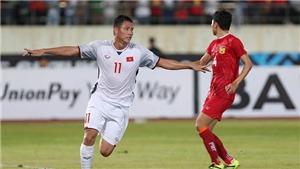 TRANH CÃI: Anh Đức đã ghi bàn bằng bộ phận nào ở trận thắng Lào tại AFF Cup 2018?