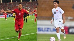 Xem trực tiếp bóng đá Myanmar vs Việt Nam (18h30, 20/11) trên VTV6, VTC3