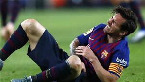 Lộ lí do khiến Messi hồi phục thần kì, quyết tâm trở lại ở trận gặp Inter Milan