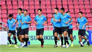 Báo Thái chỉ ra cơn đau đầu của tuyển Thái Lan trước trận gặp Timor Leste