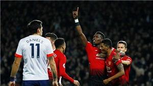 Video clip bàn thắng M.U 4-1 Bournemouth: Pogba rực sáng, MU thắng lớn