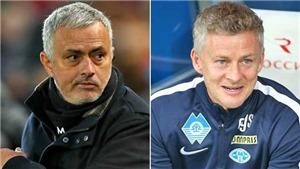 Trang chủ của M.U vô tình xác nhận Solskjaer sẽ thay thế Mourinho