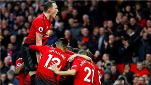 M.U 4-1 Fulham: Tấn công đẹp mắt, 'Quỷ đỏ' giành trọn 3 điểm trên sân nhà