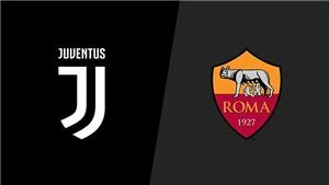 Link xem trực tiếp Juventus vs AS Roma (02h30, 23/12)