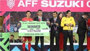 Báo Đông Nam Á: 'Việt Nam là đội mạnh nhất và xứng đáng vô địch AFF Cup 2018'