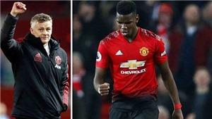 M.U: Pogba dưới thời Solskjaer khác một trời một vực so với thời Mourinho