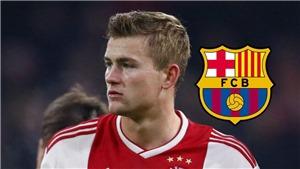CHUYỂN NHƯỢNG Barca 8/6: Tranh giành De Ligt với PSG. Bất ngờ theo đuổi Rashford và Mata