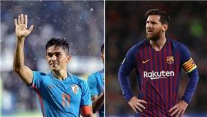 'Hung thần' của Thái Lan vượt qua thành tích ghi bàn của Lionel Messi