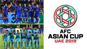 VTV6. Trực tiếp bóng đá. Thái Lan vs Ấn Độ (20h30, 6/1): Những điểm nhấn đáng chú ý