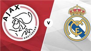 Soi kèo Ajax vs Real Madrid (3h00 ngày 14/2). Lượt đi vòng 1/8 Champions League. Trực tiếp K+PM