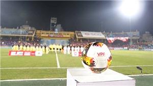 Lịch thi đấu V-League 2019. Xem lịch thi đấu V-League 2019