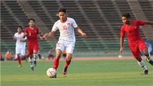 Không biết ghi bàn U22 Việt Nam thất bại