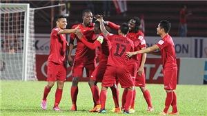 Video clip bàn thắng Hải Phòng 2-1 Nam Định