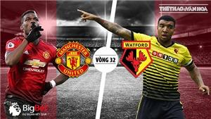 Soi kèo bóng đá MU vs Watford, Ngoại hạng Anh (22h00 ngày 30/3). Xem trực tiếp MU vs Watford