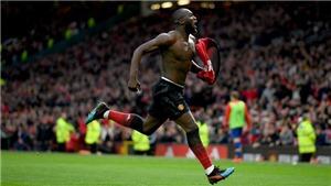 M.U 3-2 Southampton: Lukaku lập cú đúp, M.U quay trở về Top 4