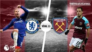 Soi kèo Chelsea vs West Ham (02h00 ngày 9/4). Trực tiếp K+PM