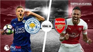 Soi kèo bóng đá Leicester vs Arsenal (18h00 ngày 28/4). Trực tiếp Leicester vs Arsenal