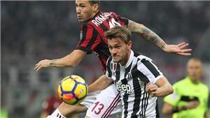 Xem trực tiếp bóng đá Juventus vs AC Milan (23h00, 06/04). Trực tiếp bóng đá