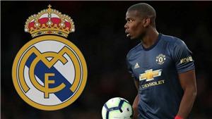 MU sẽ mất Pogba vào tay Real Madrid nếu không giành vé dự Champions League