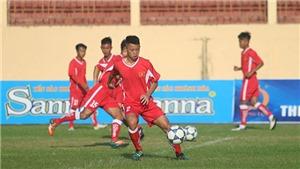 VTV6. VTV6 trực tiếp. Xem trực tiếp bóng đá U19 Việt Nam vs U19 Trung Quốc (17h30, 27/03)