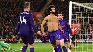 ĐIỂM NHẤN Southampton 1-3 Liverpool: Salah đã nổ súng. Liverpool khiến Man City nghẹt thở