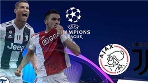 Ajax 1-1 Juve: Ronaldo ghi bàn nhưng Juventus bị cầm chân. Kết quả C1