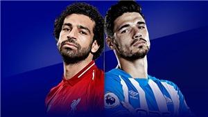 Xem trực tiếp Liverpool vs Huddersfield (02h00, 27/04) ở đâu?