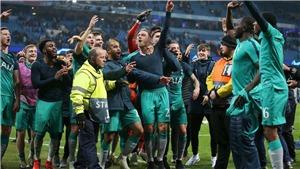 Man City 4-3 Tottenham: 'Không thể chớp mắt vì quá kịch tính'. 'Son Heung Min ở đẳng cấp thế giới'