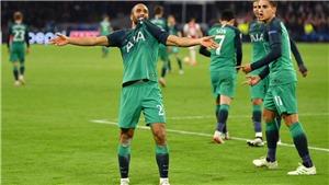 VIDEO bàn thắng Ajax 2-3 Tottenham: Sau Liverpool đến lượt Spurs ngược dòng siêu điên rồ
