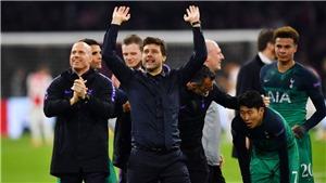 Pochettino ca ngợi 'cầu thủ Tottenham là siêu anh hùng', HLV Ajax sốc đau đớn vì thua ở giây cuối