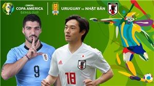 Soi kèo Uruguay vs Nhật Bản (06h ngày 21/6). Trực tiếp bóng đá Copa America 2019