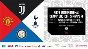 Lịch thi đấuInternational Champions Cup 2019