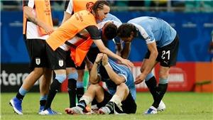 CĐV chỉ trích VAR kịch liệt sau khi Uruguay bị tước 3 bàn thắng
