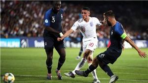 Phil Foden gây sốt khi đi bóng qua 5 cầu thủ rồi ghi bàn cho U21 Anh