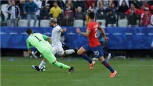 VIDEO Argentina 2-1 Chile: Messi bị đuổi, Argentina vẫn báo thù thành công