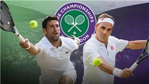 Trận Chung kết giữa Djokovic và Federer đi vào lịch sử Wimbledon