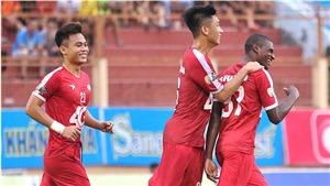 Link xem trực tiếp bóng đá Nam Định vs Viettel, V League 2019 (17h00 ngày 12/07)